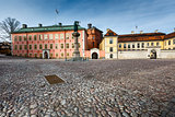 Birger Jarls Square in Riddarholmen (part of Gamla Stan), Stockh