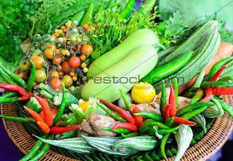 beautiful vegetable