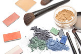 Professional cosmetics for makeup