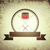 Drum Emblem