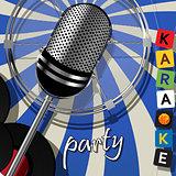 Party card karaoke