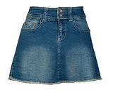 Women's denim skirt