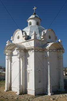 Clock church