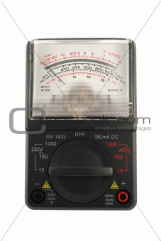 AC DC Voltage testing meter