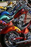 Motorcycles and Chrome