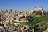 Toledo in Spain