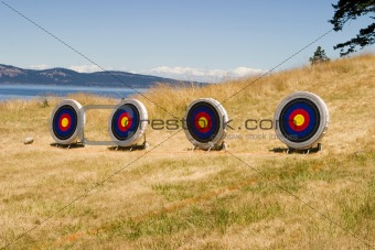 Island Archery Range