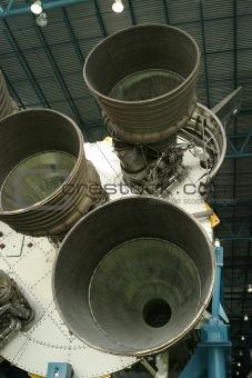Saturn V Rocket Engines
