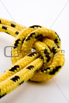 Knot with clipping path