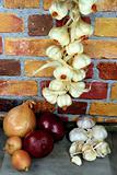 Garlic and Onion.