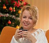 Warm holidays drink