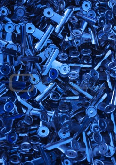 Blue Clips