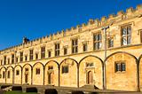university of oxford, christ church college rooms