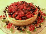 Cheesecake with Summer fruits