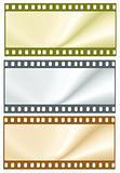 Color film frames