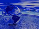 Globe render