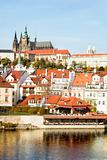 Prague Castle Scenic