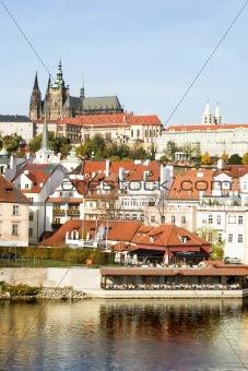 Prague Castle Scenic