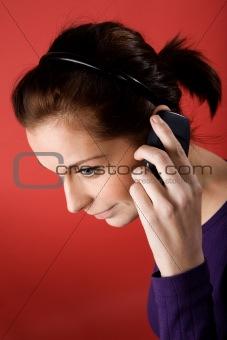 Listen on Cell Phone