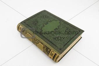 Old rare book