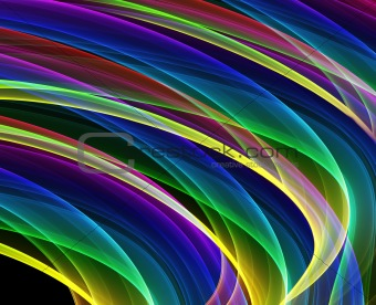 multicolored curves
