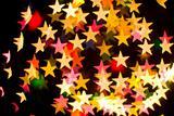 bokeh series - stars