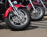 Motor Cycle Wheels