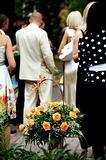 celebrating of wedding