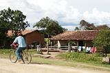 Rural Cyclist