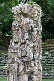 Mayan Carving