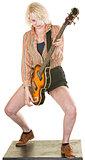 Beautiful Guitarist