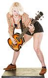 Dancing Guitarist