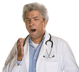 Sleepy Medical Doctor