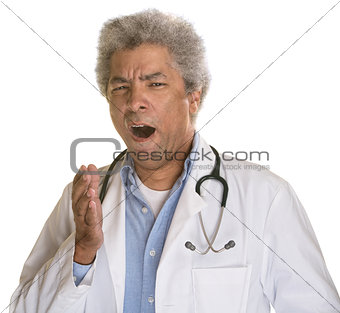 Sleepy Medical Doctor