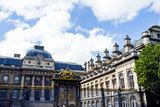 Tribunal de Grande Instance, Boulevard du Palais, Paris, France