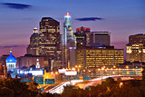 Hartford Connecticut Skyline