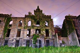 Smallpox Hospital Ruins