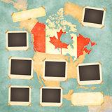 Vintage photo frames (Canada)