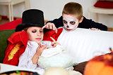 Halloween sweets