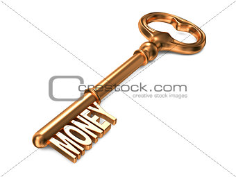 Money - Golden Key.