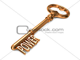 Power - Golden Key.