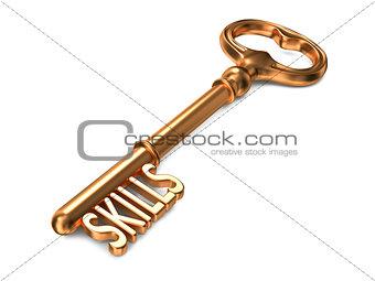 Skills - Golden Key.