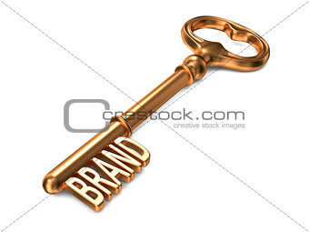 Brand - Golden Key.