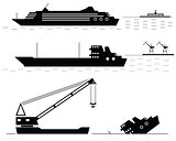 Set. Ships.