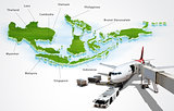 Air transport in ASEAN, concept