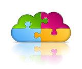 Puzzle Cloud