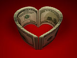 Money. Heart