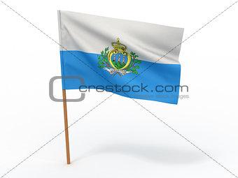 Flag of san-marino