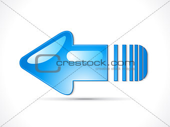 abstract upload download icon