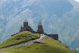 Gergeti Trinity Church - Kazbegi